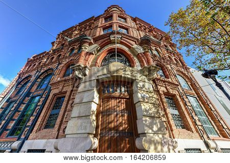 Central Catalana Of Electricity - Barcelona