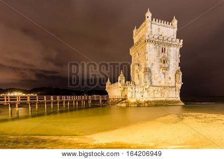 Belem Tower - Lisbon, Portugal