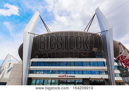 Philips Stadion In Eindhoven, Netherlands