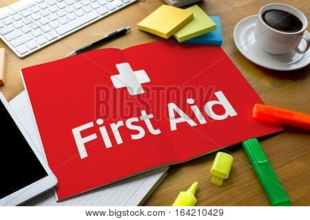 Medical First Aid Paramedic Medication Accidental Emergency  Doctor Hand Working Professional