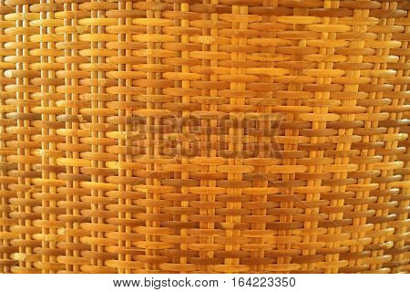 brown weave texture background , furniture materiel