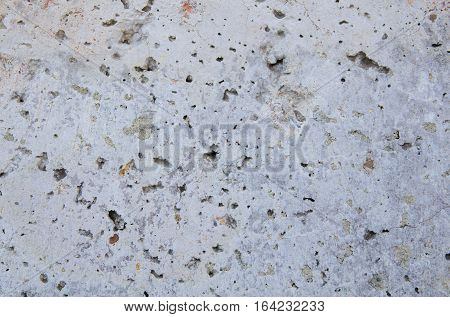 Texture of porous concrete as the background.
