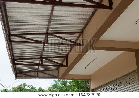 Silver Foil Insulation Heat On Ceiling Roof House