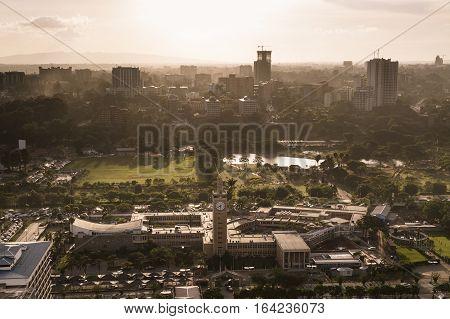 Nairobi Uhuru Park, Kenya