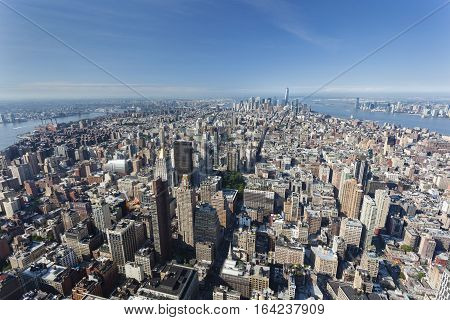 Manhattan View