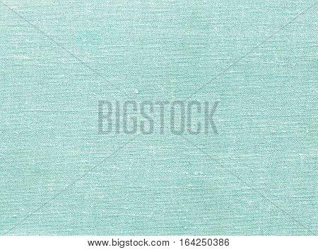 Cyan Color Textile Pattern
