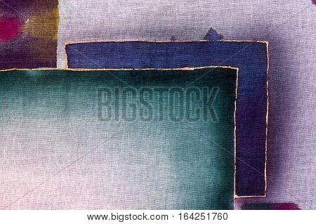 Abstraction, Hot Batik