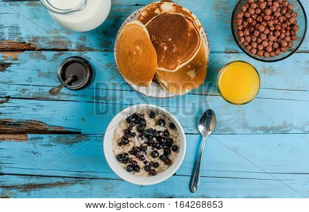 Everything You Need For Continental Breakfast