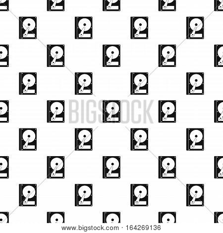 CD rom pattern. Simple illustration of CD rom vector pattern for web