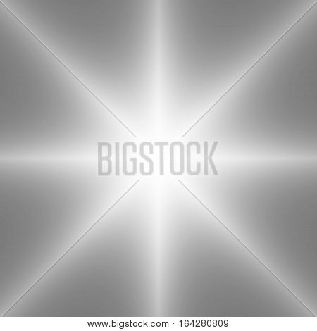 abstract grey background with the shiny metal