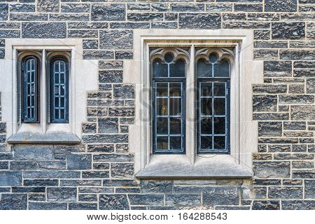 Picrure of the Buildings of University of Toronto Canada