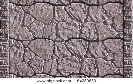 Stone Fence Texture