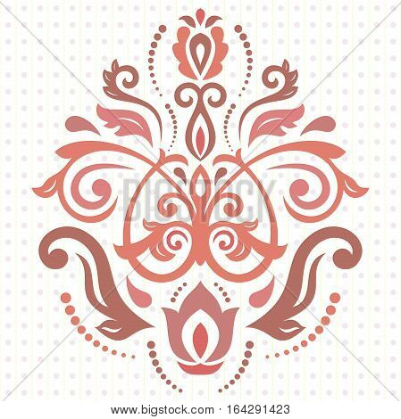 Seamless classic vector colorful pattern. Traditional orient ornament. Classic vintage background