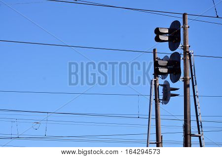 Railroad Traffic Light