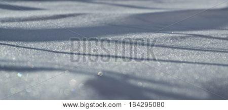 Snow, snow background, snow pattern, natural background. White snow. Winter abstract background. Winter landscape. Snow background.