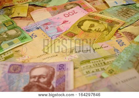Ukrainian National Currency