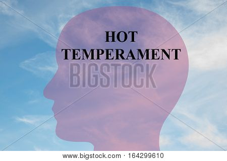 Hot Temperament Concept