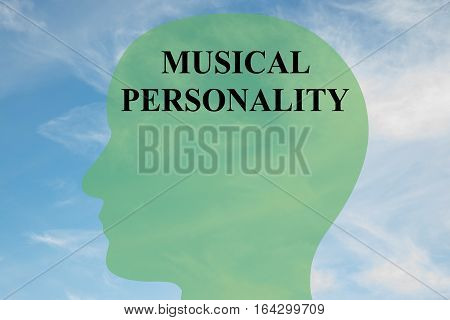 Musical Personality Concept