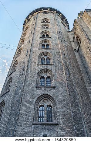 The Rundetaarn (Round Tower) is a 17th-century tower located in central Copenhagen Denmark.