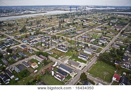 Lower Ninth Ward, New Orleans, Louisana
