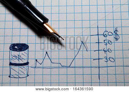 Crude Oil Price - oil crisis - shale oil