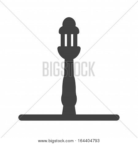 Street, lamp, town icon vector image. Can also be used for town. Suitable for use on web apps, mobile apps and print media.