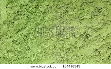 detail Seamless Stucco Green Wall Texture background