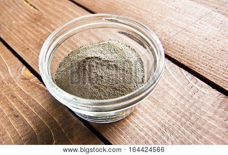 cosmetic dry clay black clay medicinal clay