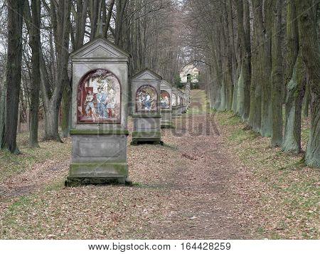 Way of the Cross Way to Calvary