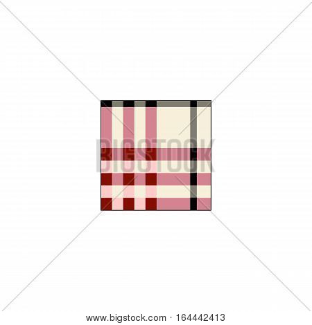 Colorful Fashion patterns isolated on a white backgorund.