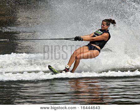 Waterskiing - Melbourne Waterfest
