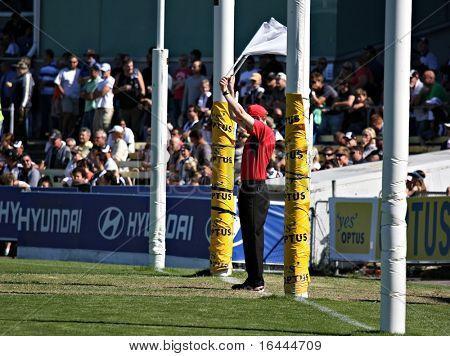 Australian Rules Football - Goal Umpire