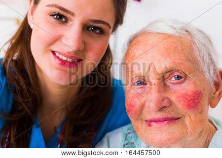 Doctor - Patient Selfie