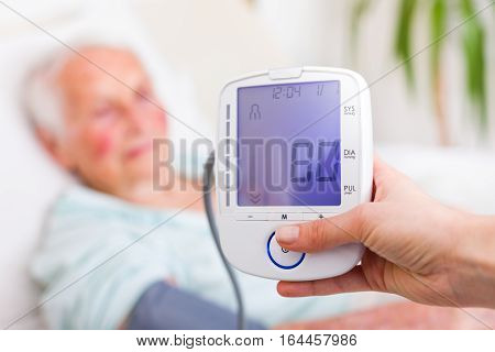 Good Diastolic Blood Pressure
