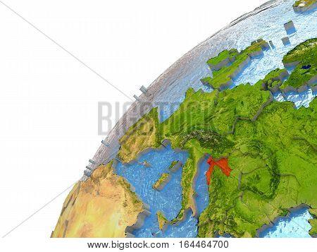 Croatia On Earth