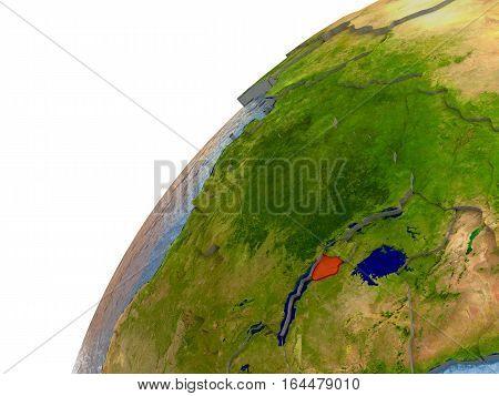 Burundi On Earth