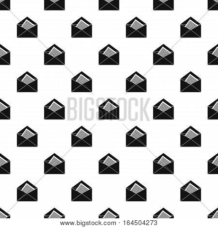 New letter pattern. Simple illustration of new letter vector pattern for web