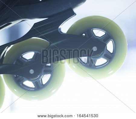 Freestyle Inline Skates Wheels