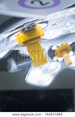 Hospital Surgery Operation Light