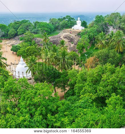 Visit Mihintale Temple
