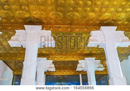 In Bodhi Tree Temple