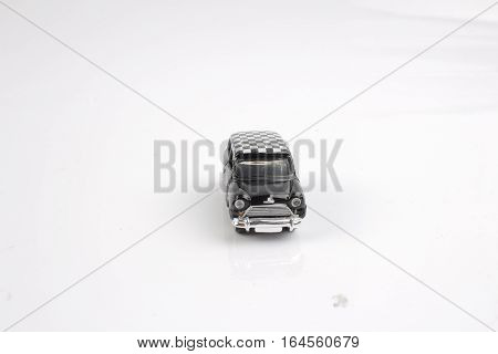 Close Up Of Colorful Toy Cars