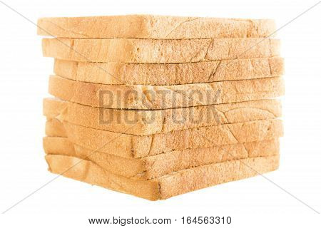 Untidy Fresh Bread