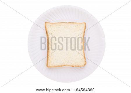 Bread White Dish