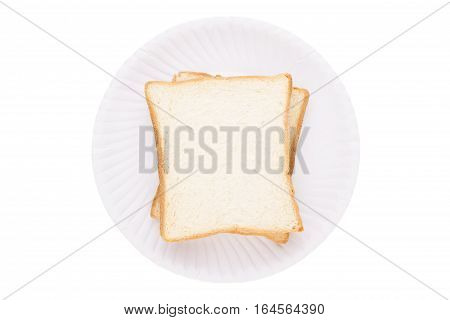 Double Bread Dish