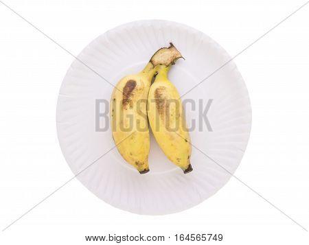 Pair Banana Dish