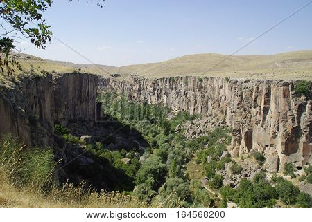 The Hidden Ilhara Valley In Cappadocia