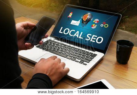 LOCAL SEO LOCAL SEO BUSINESS PROCESSES work