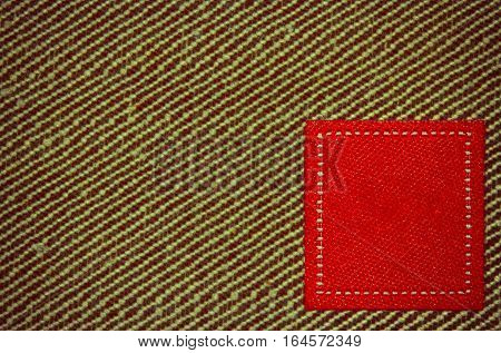 Brown and red texture for the background for text area