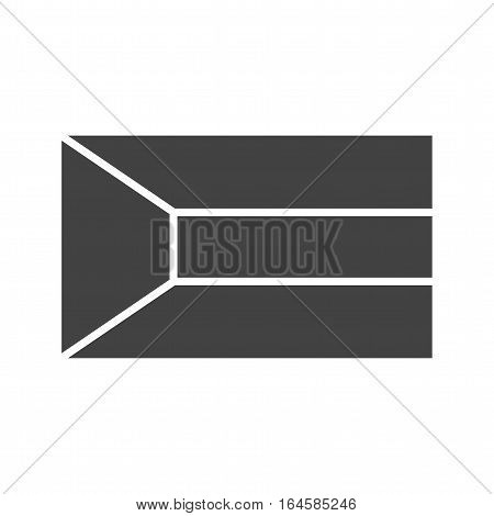 Kuwait, flag, national icon vector image. Can also be used for flags. Suitable for web apps, mobile apps and print media.